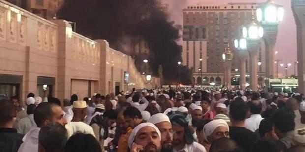 Attentat à Médine près de la mosquée du prophète